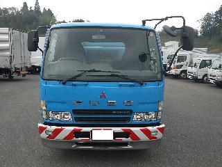 三菱 パッカー・アームロール・清掃関係 中型 平成16年11月 PA-FK61FE 2枚目