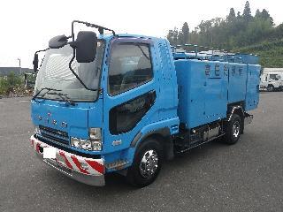 三菱 パッカー・アームロール・清掃関係 中型 平成16年11月 PA-FK61FE 3枚目