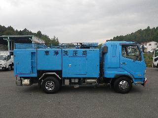 三菱 パッカー・アームロール・清掃関係 中型 平成16年11月 PA-FK61FE 6枚目