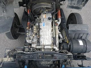 三菱 パッカー・アームロール・清掃関係 中型 平成16年11月 PA-FK61FE 22枚目