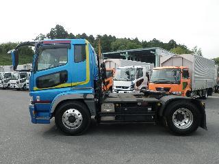 三菱 トラクタ・トレーラー 大型 平成18年11月 ◆商談中◆ PJ-FP54JDR 4枚目