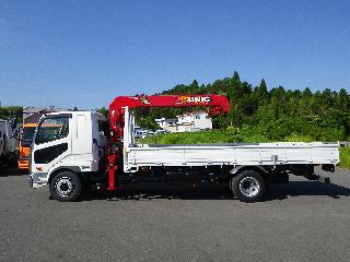 三菱 クレーン付・セルフローダー 大型  ■売約済み■ 2KG-FK62FZ 4枚目