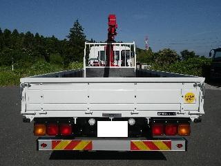 三菱 クレーン付・セルフローダー 大型  ■売約済み■ 2KG-FK62FZ 5枚目