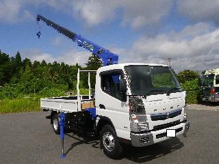 三菱 クレーン付・セルフローダー 小型 平成30年5月 ■売約済み■ TPG-FEB80 13枚目
