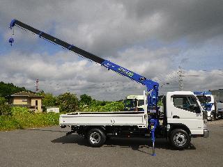 三菱 クレーン付・セルフローダー 小型 平成30年5月 ■売約済み■ TPG-FEB80 14枚目