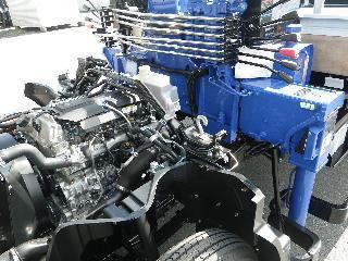 三菱 クレーン付・セルフローダー 小型 平成30年5月 ■売約済み■ TPG-FEB80 24枚目