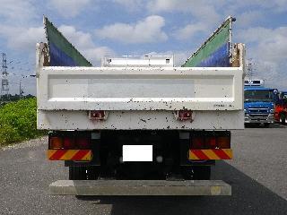 いすゞ ダンプ・ミキサー 大型 平成27年11月 ■売約済み■ QKG-CXZ77AT 5枚目