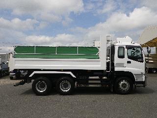 いすゞ ダンプ・ミキサー 大型 平成27年11月 ■売約済み■ QKG-CXZ77AT 6枚目
