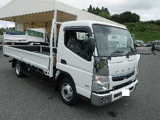 三菱 平ボデー・Wキャブ・シャーシ 小型 平成30年8月 ■売約済み■ TPG-FEB50 1枚目