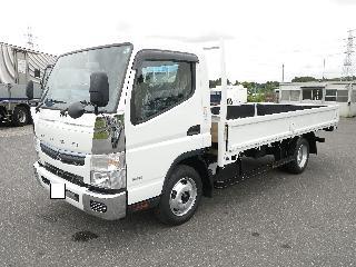 三菱 平ボデー・Wキャブ・シャーシ 小型 平成30年8月 ■売約済み■ TPG-FEB50 3枚目