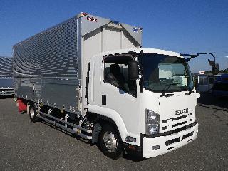 いすゞ ウィング 中型 平成25年7月 ■売約済み■ TKG-FRR90S2 1枚目