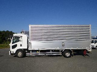 いすゞ ウィング 中型 平成25年7月 ■売約済み■ TKG-FRR90S2 4枚目