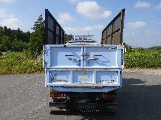 三菱 ダンプ・ミキサー 小型 平成23年10月 SKG-FBA60 5枚目