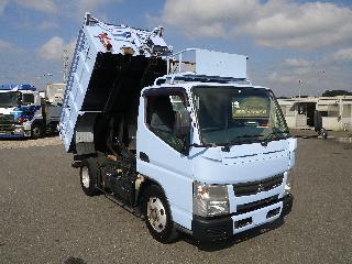 三菱 ダンプ・ミキサー 小型 平成23年10月 SKG-FBA60 11枚目