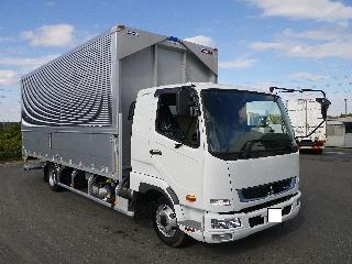 三菱 ウィング 中型 平成30年8月 ■売約済み■ 2KG-FK64F 1枚目