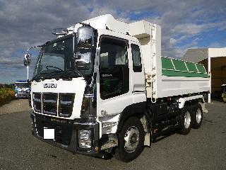いすゞ  大型 平成27年11月 ■売約済み■ QKG-CXZ77AT 3枚目