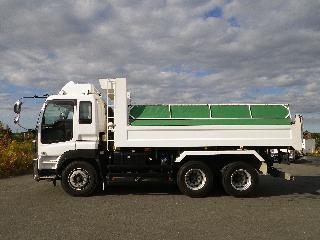 いすゞ  大型 平成27年11月 ■売約済み■ QKG-CXZ77AT 4枚目