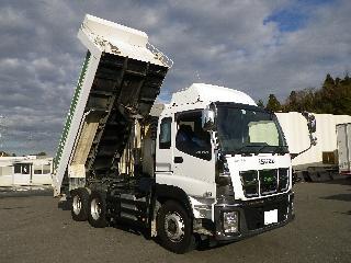 いすゞ  大型 平成27年11月 ■売約済み■ QKG-CXZ77AT 11枚目