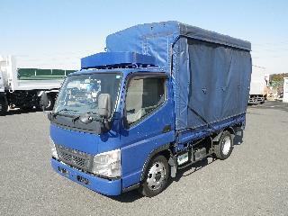 三菱 平ボデー・Wキャブ・シャーシ 小型 平成22年10月 BKG-FE70BS 3枚目
