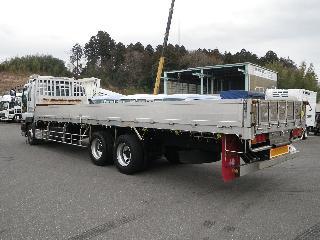 いすゞ 平ボデー・Wキャブ・シャーシ 大型 平成18年4月 PJ-CYL51V6A 4枚目