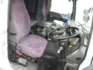 いすゞ 平ボデー・Wキャブ・シャーシ 大型 平成18年4月 PJ-CYL51V6A 7枚目
