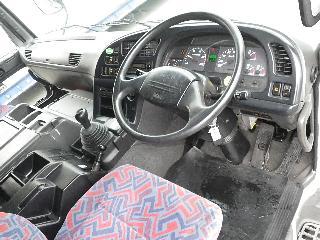 いすゞ 平ボデー・Wキャブ・シャーシ 大型 平成18年4月 PJ-CYL51V6A 8枚目