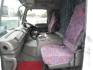 いすゞ 平ボデー・Wキャブ・シャーシ 大型 平成18年4月 PJ-CYL51V6A 10枚目