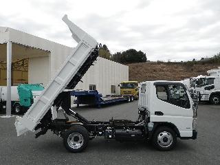 三菱 ダンプ 小型 平成31年1月 TPG-FBA60 14枚目