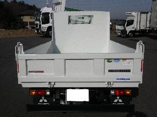 三菱 ダンプ 小型 平成31年1月 TPG-FBA60 5枚目