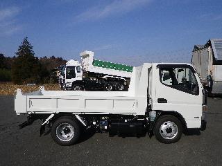三菱 ダンプ 小型 平成31年1月 TPG-FBA60 6枚目
