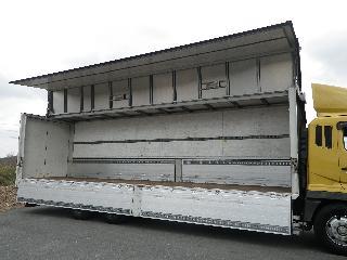 三菱 ウィング 大型 平成20年3月 ■売約済み■ BDG-FU54JZ 12枚目