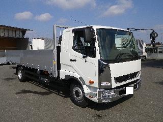 三菱 平ボデー・Wキャブ・シャーシ 増トン  2KG-FK62FZ 1枚目