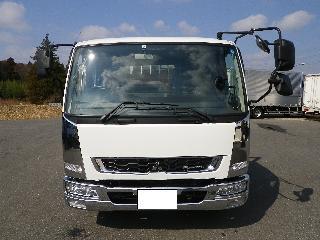 三菱 平ボデー・Wキャブ・シャーシ 増トン  2KG-FK62FZ 2枚目