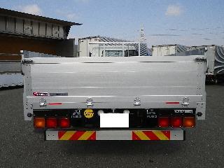 三菱 平ボデー・Wキャブ・シャーシ 増トン  2KG-FK62FZ 5枚目