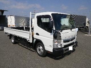 三菱 平ボデー・Wキャブ・シャーシ 小型  TPG-FEB50 1枚目
