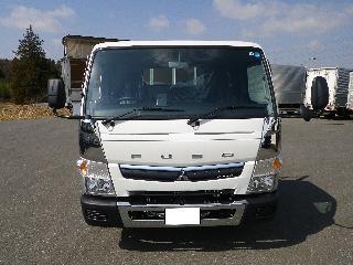 三菱 平ボデー・Wキャブ・シャーシ 小型  TPG-FEB50 2枚目
