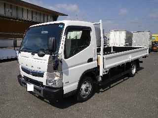 三菱 平ボデー・Wキャブ・シャーシ 小型  TPG-FEB50 3枚目
