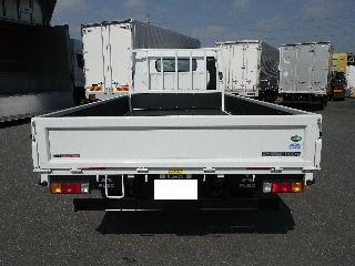三菱 平ボデー・Wキャブ・シャーシ 小型  TPG-FEB50 5枚目