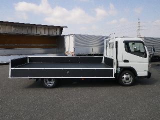 三菱 平ボデー・Wキャブ・シャーシ 小型  TPG-FEB50 11枚目