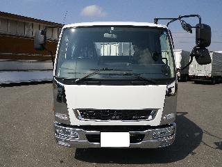 三菱 平ボデー・Wキャブ・シャーシ 増トン 平成31年2月 2KG-FK62FZ 2枚目