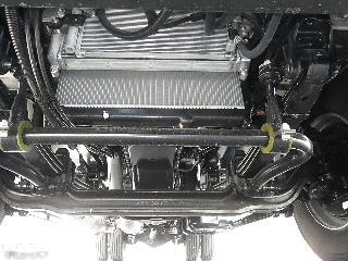 三菱 平ボデー・Wキャブ・シャーシ 増トン 平成31年2月 2KG-FK62FZ 21枚目