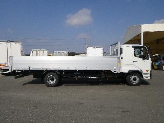 三菱 平ボデー・Wキャブ・シャーシ 大型  2KG-FK62FZ 6枚目