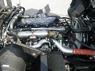 三菱 平ボデー・Wキャブ・シャーシ 大型  2KG-FK62FZ 25枚目