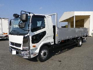 三菱 平ボデー・Wキャブ・シャーシ 増トン 平成31年2月 2KG-FK62FZ 3枚目