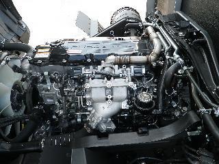 三菱 平ボデー・Wキャブ・シャーシ 増トン 平成31年2月 2KG-FK62FZ 24枚目