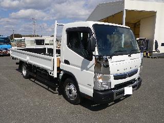 三菱 平ボデー・Wキャブ・シャーシ 小型 平成31年2月 TPG-FEB50 1枚目