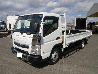 三菱 平ボデー・Wキャブ・シャーシ 小型 平成31年2月 TPG-FEB50 3枚目