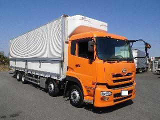 UD 冷凍・保冷 大型 平成23年9月 LKG-CG5ZA 1枚目