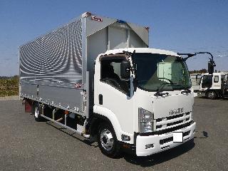いすゞ ウィング 中型 平成24年12月 ◆商談中◆ TKG-FRR90S2 1枚目