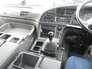 いすゞ 平ボデー・Wキャブ・シャーシ 大型 平成20年3月 PKG-CYY77V8 9枚目